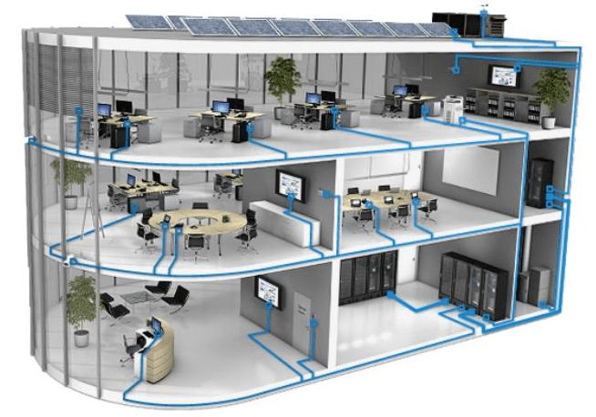 Прокладка компьютерных сетей в Нижнем Тагиле